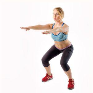 28-дневно предизвикателство за оформяне на бедрата и седалищните мускули