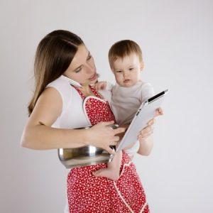 Здравословни съвети за заети майки
