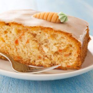 Безглутенов кекс с моркови – без мляко и без яйца