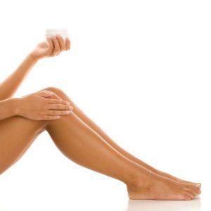 Домашноприготвено масло за тяло с успокояващ ефект