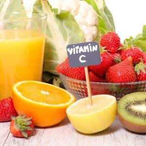 Как организмът сигнализира за липсата на витамин С?