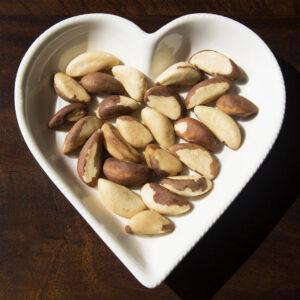 Бразилският орех – най-добрия хранителен източник на селен