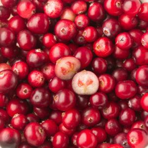 Червени боровинки за здрави пикочни пътища