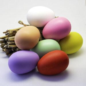 Природни бои за яйца