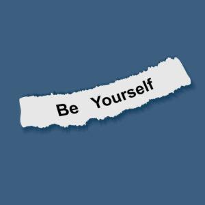 Ползите да бъдем себе си онлайн