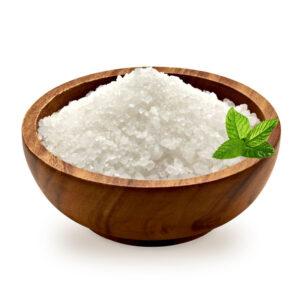 Морска сол за суха кожа